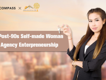 Self-made Woman Agency Entrepreneurship