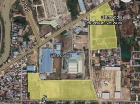 Land for sale 42000sqm on No 2