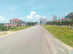 Land for sale in Sihanoukville Municipality Sihanouk city