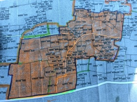Land for sale in Kampong Speu Oudong near road 51
