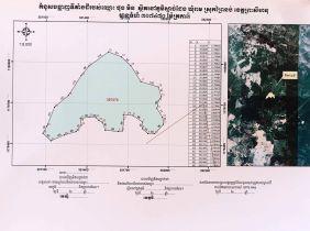 Land for sale in Sihanoukville Municipality PreyNob