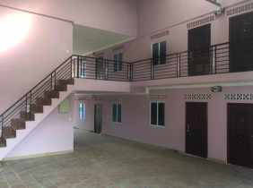 (Staff Dormitory)Sihanouk ,Sihanoukville 312m2 detached 16-story 16-seat simple decoration for rent