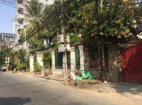 Land for sale in Sangkat BKK1