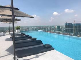 Phnom Penh chamkarmon 47m² Apartment Rent
