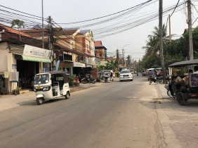 Siem Reap SiemReap Land Sale 650$m²