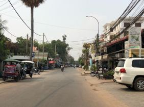 Siem Reap Land For Sale $710/m²