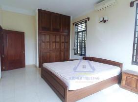 Spacious Fully Furnished 2 bedrooms for rent at Bueng Keng Kong 1 | BKK1