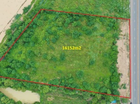 Good Land in Takmau For Sale Along 21B Road