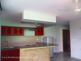 One bedroom apartment for rent in Siem reap down town