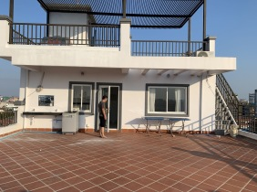 Apartment Building for rent in Chamkamon area