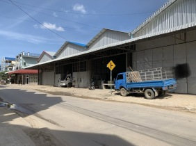 Phnom Penh Dang Kor Warehouse Rent $1300/month