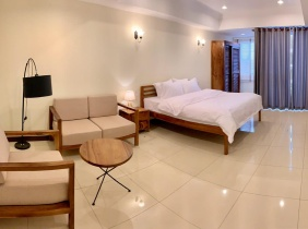 Bali Island Apartment For Rent Next To AEON 1 Phnom Penh
