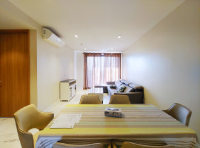 Amazing 2 beds condo with garden, pool for rent