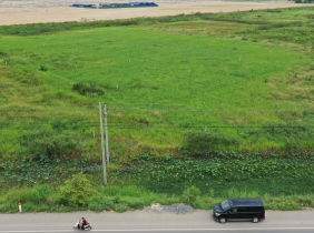 Land for sale, next to the high-quality land No. 21 national road 300 US dollars / square meter