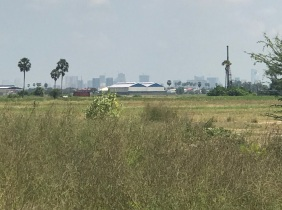 Land for sale $300/m2 in Khan Sen Sok,Phnom Penh