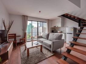 Luxurious Duplex 1 Bed for Rent in BKK1 , $1100