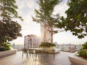 Luxurious 2 Bedrooms for Sale in BKK1 / $362725