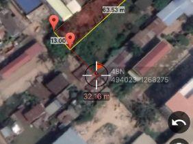 Kandal TaKhmau land for rent :  $300/month