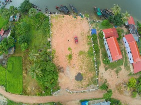 The land is close to the sea, especially good for Boutique construction and boat excursions / $170000