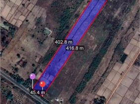 Land for sale at raod 44  - Chbar Morn good for factory / $390000