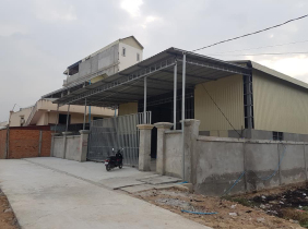 Warehouse For Rent ( 877 m2 ) Near Wat Angtaminth