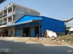 Phnom Penh Dang Kor Warehouse Rent $900/month