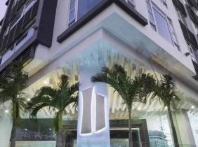 SiliverTown apartment 2 bedrooms and 1 hall for sale in BKK1 on the 10th floor