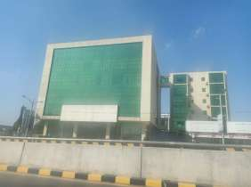 Office building for rent on the road near Russia Boulevard in Phnom Penh