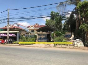 $800/sqm Land for Sale near Hun Sen Blvd with Big Land