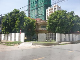 Corner Land for Sale in TOUL KORK (TK)