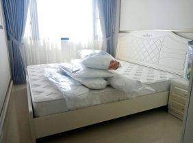 Three-bedroom, three-bathroom rental