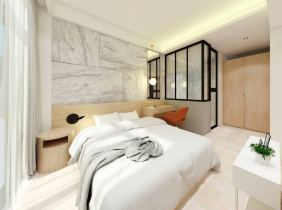 One bedroom for sale at Timesquare 2