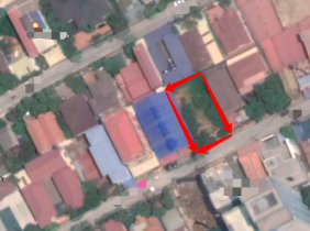 100% true: 15m x 20m land for sale in Sang Park, Embassy District, USD 890,000