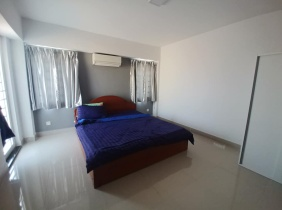 100% true, Phnom Penh City, Mulberry Park, Shuibu District, apartment rental 230 US dollars / month, 1 room, 1 bathroom, there are furniture, parking