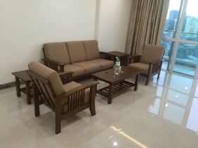 The cheapest is only 850$ Olympia City two-bedroom two-bedroom apartment for rent 103 square meters