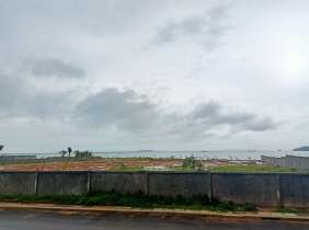 Out-of-print land for sale at the seaside near Nanhai Hotel in Westport, 6518 square meters, great location