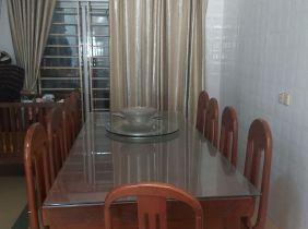 Phnom Penh Bingfa City Villa for rent, 4 bedrooms, 5 bathrooms, 2 parking spaces, fine decoration, bag check-in, 1300$/month