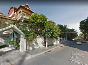 Phnom Penh Chamkarmon Villa Rent $7000/month