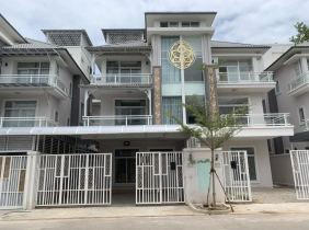 Phnom Penh Sen Sok Tuek Thla 4Rooms For rent Borey