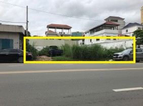 $5,500/sqm  1,308sqm  Land for Sale on Main Road
