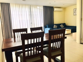 High-end 2 bedrooms and 1 living room for rent in Sangyuan District near Aeon 1