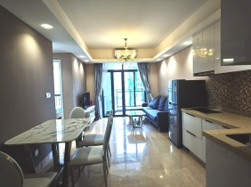 The most cost-effective 3 bedrooms and 1 living room for rent BKK1