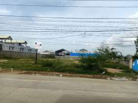 2000㎡ land for sale near the airport, 720$/square, excellent location