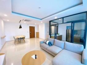 Phnom penh Tonle Bassac 2 Rooms Apartment For rent area 110m² price 1600$/Month