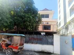 (BKK2) Freehold 500㎡ land for sale, 2 million yuan, excellent location