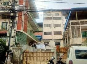 Phnom Penh Chamkarmon Freehold property 325㎡ land for sale, 1.5 million, excellent location