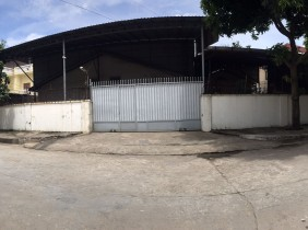 Land and Warehouse for Sale in Toul Kork