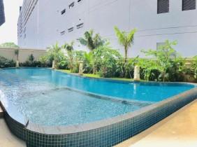 Phnom Penh Koh Pich Big One Bedroom 60㎡ For Rent $550