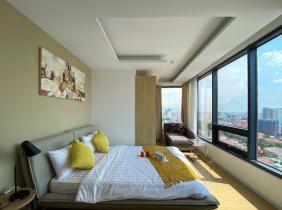 Naga & AEON Mall Modern Corner 2 Bedroom For Sale $443000