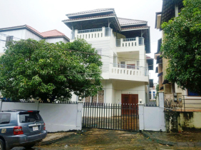 Sihanoukville Ville For Rent 3Rooms 195㎡ $1200